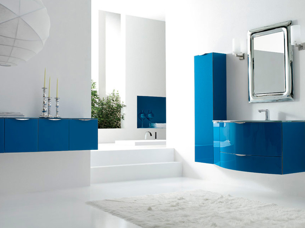 Tiarch.com  Mobile Bagno Savini Color Larice